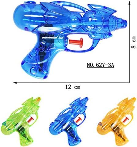 TOYANDONA 10ピースウォーターブラスター噴出ウォーターソーカーシューターおもちゃスイミングプールビーチ入浴水戦闘おもちゃ