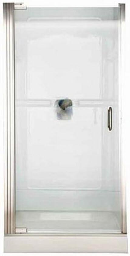 American Standard Euro Puertas de ducha con bisagra sin marco con ...