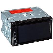 """Pioneer AVH-190DVD 6.2"""" Display Vehicle Audio Receivers, Black"""