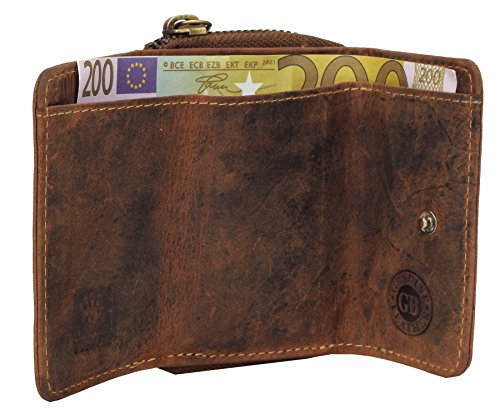 Greenburry Vintage portafoglio pelle 10 cm