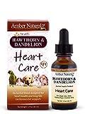 AMBER NATURALZ - Hawthorn & Dandelion - Heart