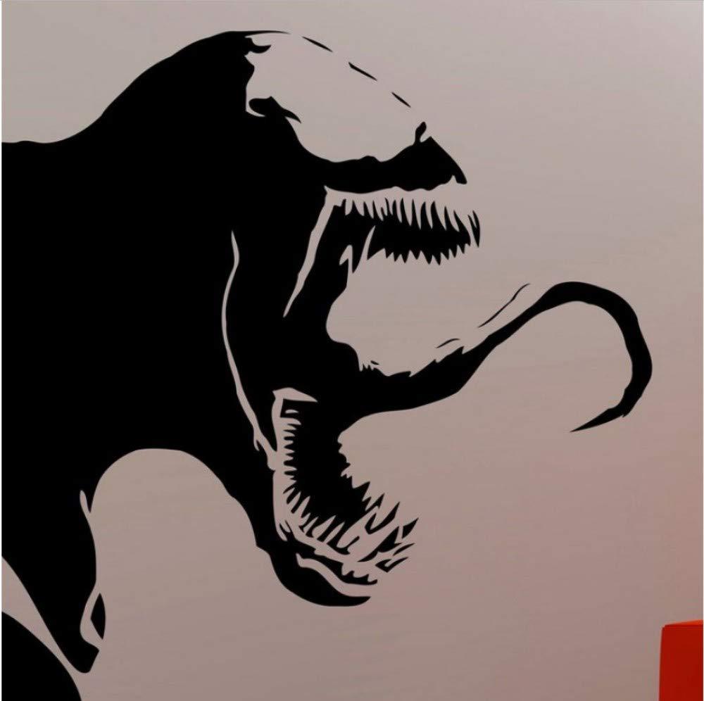 Olivialulu tatuajes de pared calcomanías Marvel Comics arte de la ...
