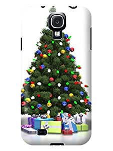 Creat Your Phone Protects Case Cover for Samsung Galaxy s4 with Fresh Merry Christmas New Patterns fashionable Design