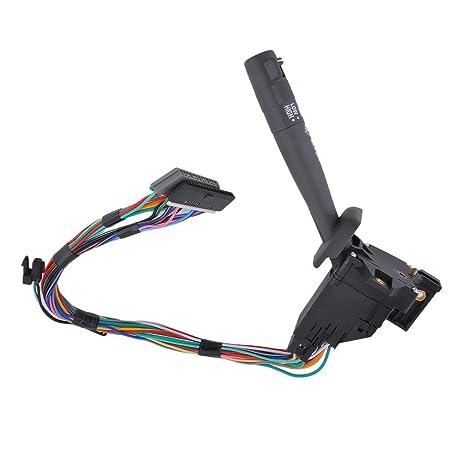 Podoy 26100985 Interruptor de control de crucero brazo del limpiaparabrisas intermitentes interruptor de palanca para Chevrolet