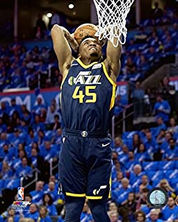 Donovan Mitchell Utah Jazz Action Photo (Size: 8