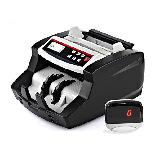 Pyle Digital Bill Counter, Automatic Cash Money Banknote Counting Machine (Automatic Cash Machine compare prices)
