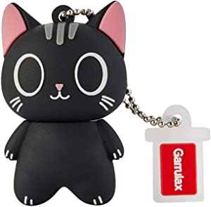 GARRULAX USB Flash Drive, 8GB / 16GB / 32GB / 64GB USB2.0 Cute Shape USB Memory Stick Date Storage Pendrive Thumb Drives