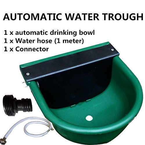 automatic water bowl for chickens - 1