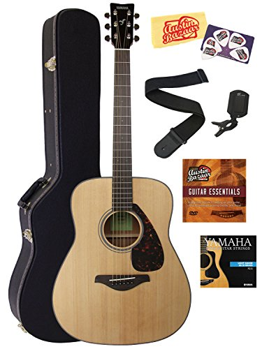 Yamaha FG800 Acoustic Guitar Instructional