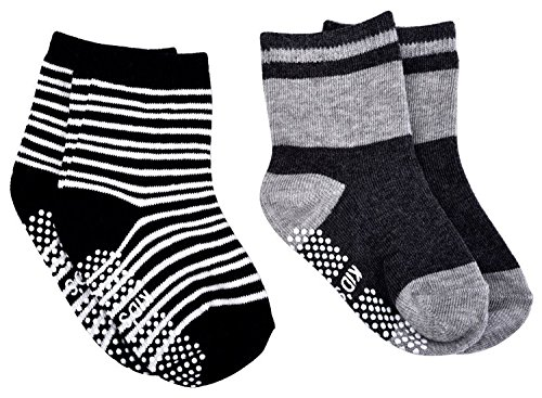 AUTHENTIC Pro1rise Assorted 6 Pairs Non skid Baby Boys