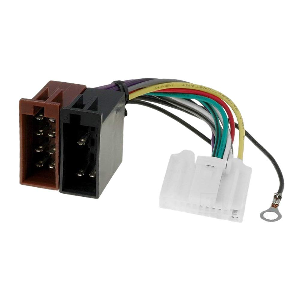 Mazda MX-5 03//2001  ISO Radio//Stereo harness//adapter//wiring connector