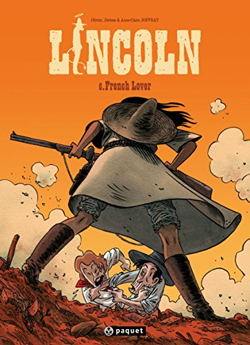 Lincoln, Tome 6 : French Lover by Olivier Jouvray, Jérôme Jouvray, Anne-Claire Jouvray