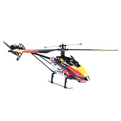 Red and Black Cool Wltoys V913 Large Alloy 70cm 2 4G 4CH RC Remote Control  Helicopter with Gyro