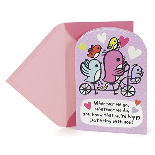 Hallmark Mother's Day Greeting Card from Kids (Wherever We Go)