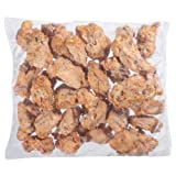 Tyson Fully Cooked Coated Chicken Thigh Portion, 10 Pound -- 1 each.
