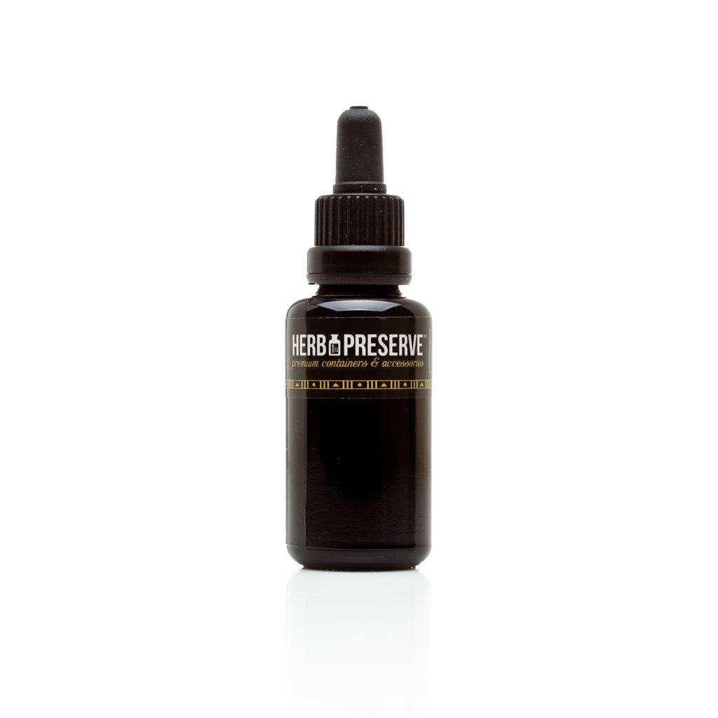 超可爱 Herb Preserve Preserve 30 ml 1 ( 1オンス)ブラック紫外線ガラスチンキStashボトルW/ガラススポイト 30 ブラック B00VW6TFJS 1 B00VW6TFJS, 旅STYLE:77c03f25 --- egreensolutions.ca