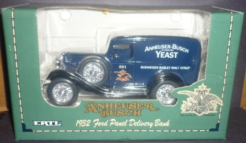 Ertl Anheuser-Busch 1932 Ford Panle Delivery 1/25 Scale Diecast Bank