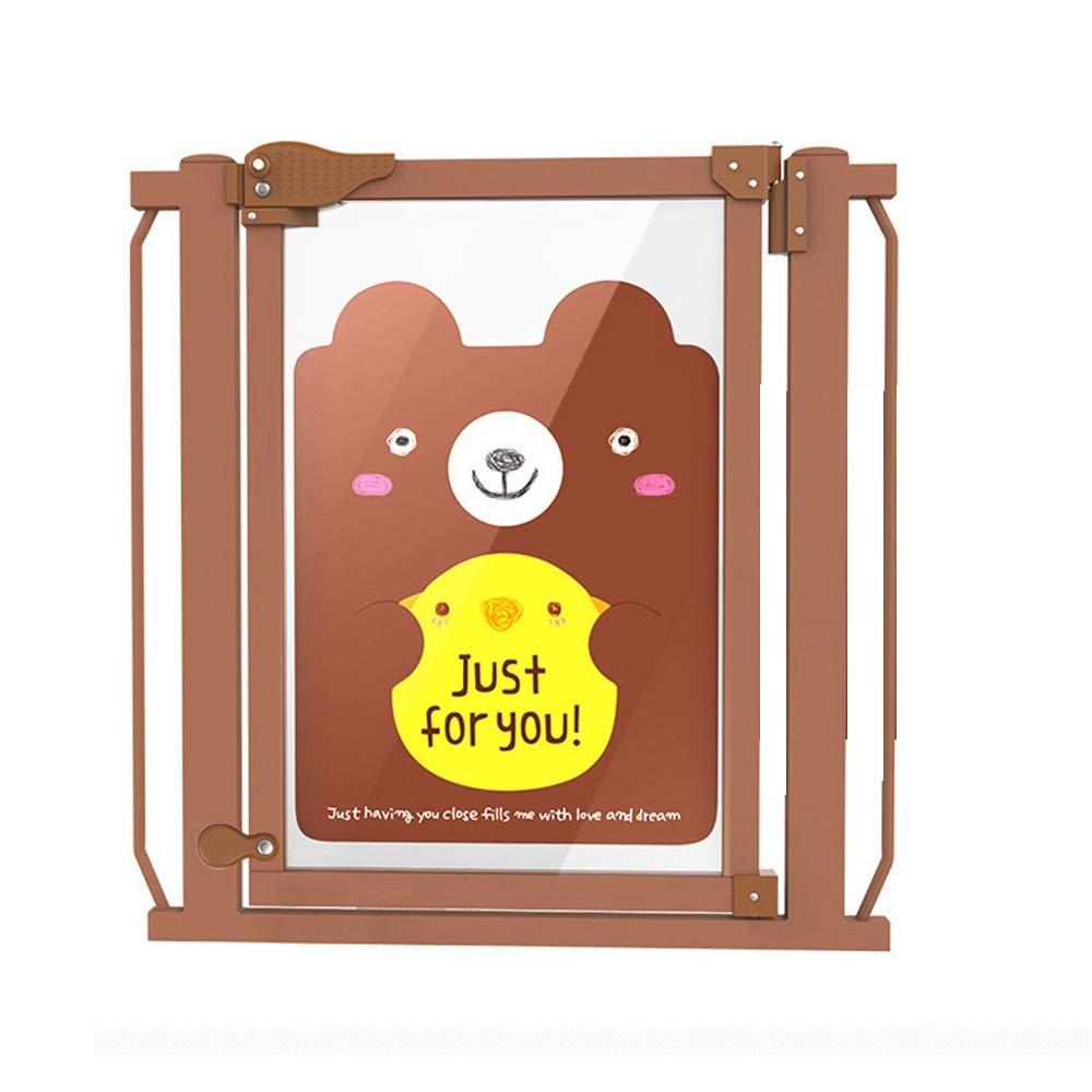 HUO ベッドフェンス 安全扉バー階段フェンスペット犬フェンスポールフェンスアクセサリー - SGS認証Safe and Reliable-73-82CM (サイズ さいず : A+45cm) A+45cm  B07NYS8FNQ