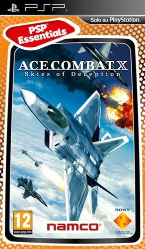 7 opinioni per Essentials Ace Combat X: Skies Of Deception