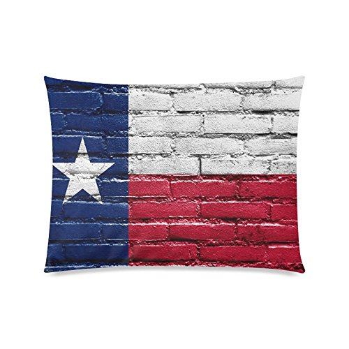 Custom Texas Estado Bandera Rectángulo sofá Home manta ...
