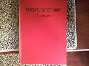 Hardcover Practical Orchestration Book