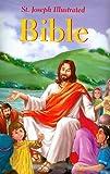 Saint Joseph Illustrated Bible