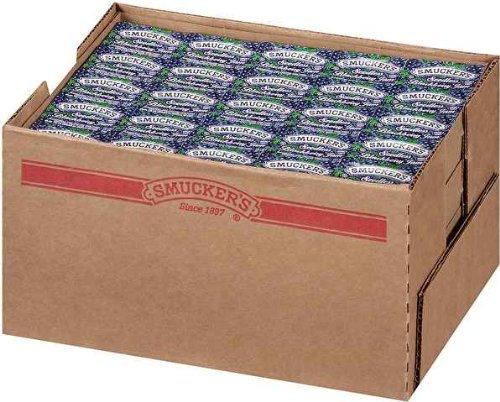 The J M  Smucker Company Jelly Blackberry Jam Seedless