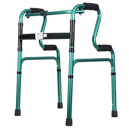 Cheng-Caminante Silla Plegable de Aluminio Ajustable para ...