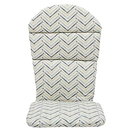 Amazing Amazon Com Direct Home Gray Off White Chevron Geometric Gmtry Best Dining Table And Chair Ideas Images Gmtryco