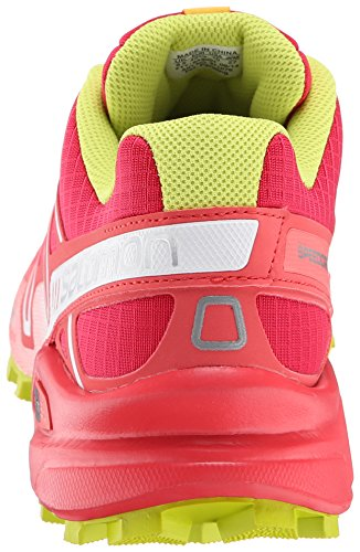 Lotus Asfalto Mujer Pink Gecko Pink B para Running Green SalomonSpeedcross Papaya 3 de Zapatillas Rosa wxq1vYXz