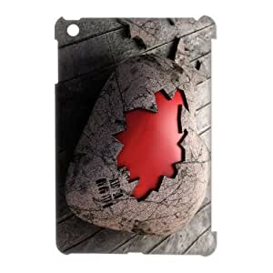 TOSOUL Love Pink Pattern 3D Case for iPad Mini