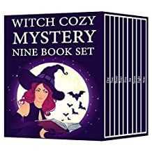 Witch Cozy Mystery Nine Book Set