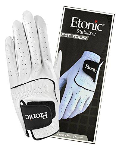 Etonic Stabilizer F1T Tour Mlh Gloves, Medium/Large, ()