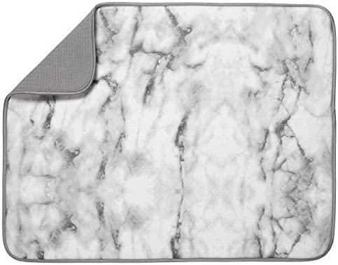 S/&T 458300 Microfiber Glassware Drying Mat