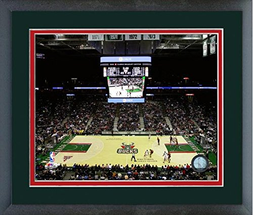 Bradley Center Milwaukee Bucks NBA Stadium Photo (Size: 18