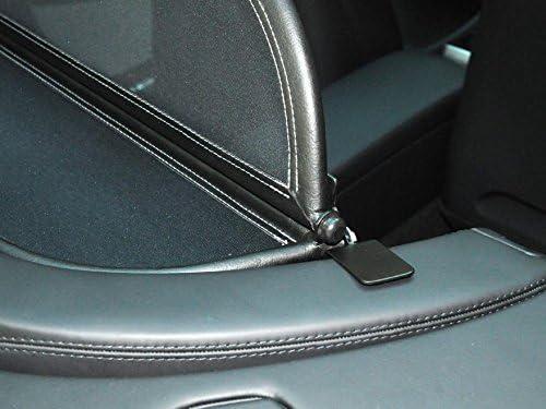 Windstopper Mercedes-Benz Convertible Tailor Made Windblocker Draft-Stop Aperta Beige Wind Deflector Compatible with Mercedes-Benz SL-Class R230