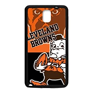 Cleaverland Browns Fahionable And Popular Back Case Cover For Samsung Galaxy Note3