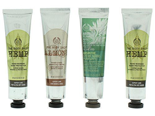 The Body Shop Set-The Expert Hand Care