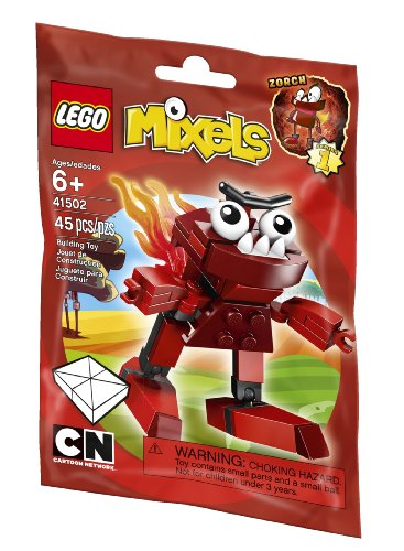 LEGO Mixels 41502 Zorch Building Set ()