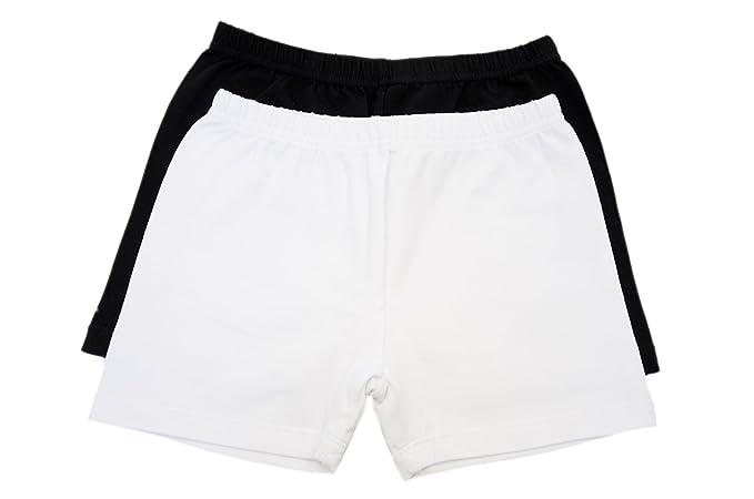 bastante agradable gran descuento venta disponible UndieShorts - Pantalón corto - para niña Negro Noir - Noir ...