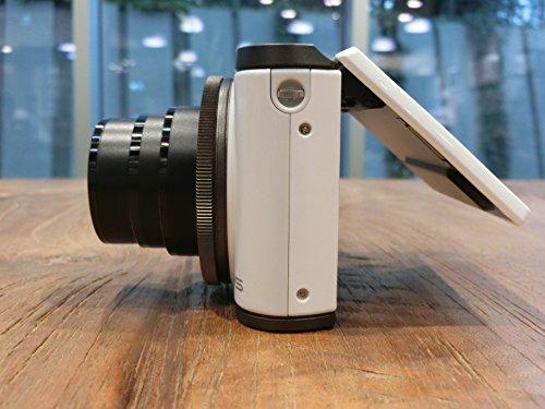 CASIO デジタルカメラ EXILIM EX-ZR3000WE 自分撮りチルト液晶 オートトランスファー機能搭載 EXZR3000 ホワイト