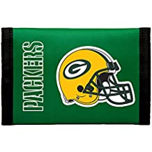 NFL Nylon Trifold Wallet