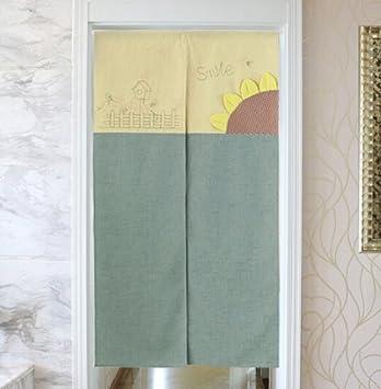 Amazon.de: Curtain beerenstrauch Fabric Curtain Zimmer Küche ...