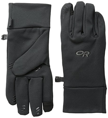 Outdoor Research Men's PL400 Sensor Gloves, Black, ()