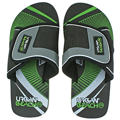 Urban Beach FW518 Pine Island Boys - Chanclas para hombre verde - verde