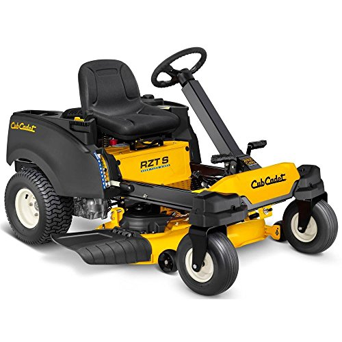 Cub Cadet RZT-S 42 in. 22 HP Kohler V-Twin Dual Hydrostatic Zero-Turn Riding Mower with Steering Wheel Control