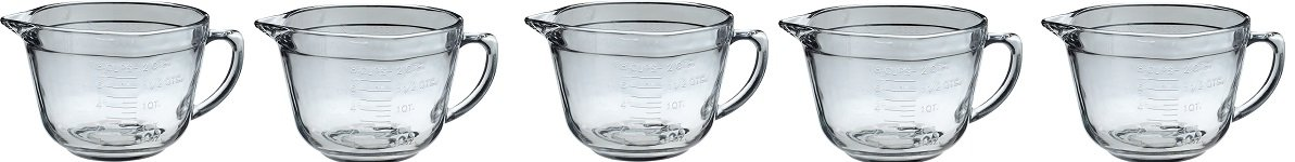 Anchor Hocking 81605L11 Batter Bowl