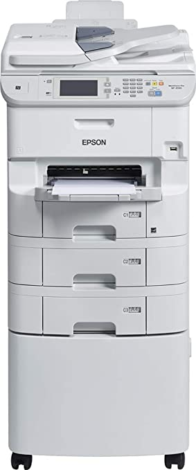 Epson Workforce Pro WF-6590D2TWFC - Impresora multifunción ...