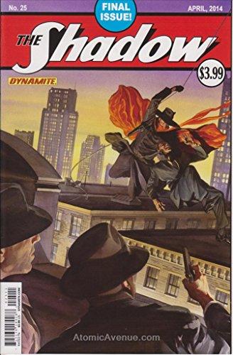 - Shadow, The (5th Series) #25 VF/NM ; Dynamite comic book
