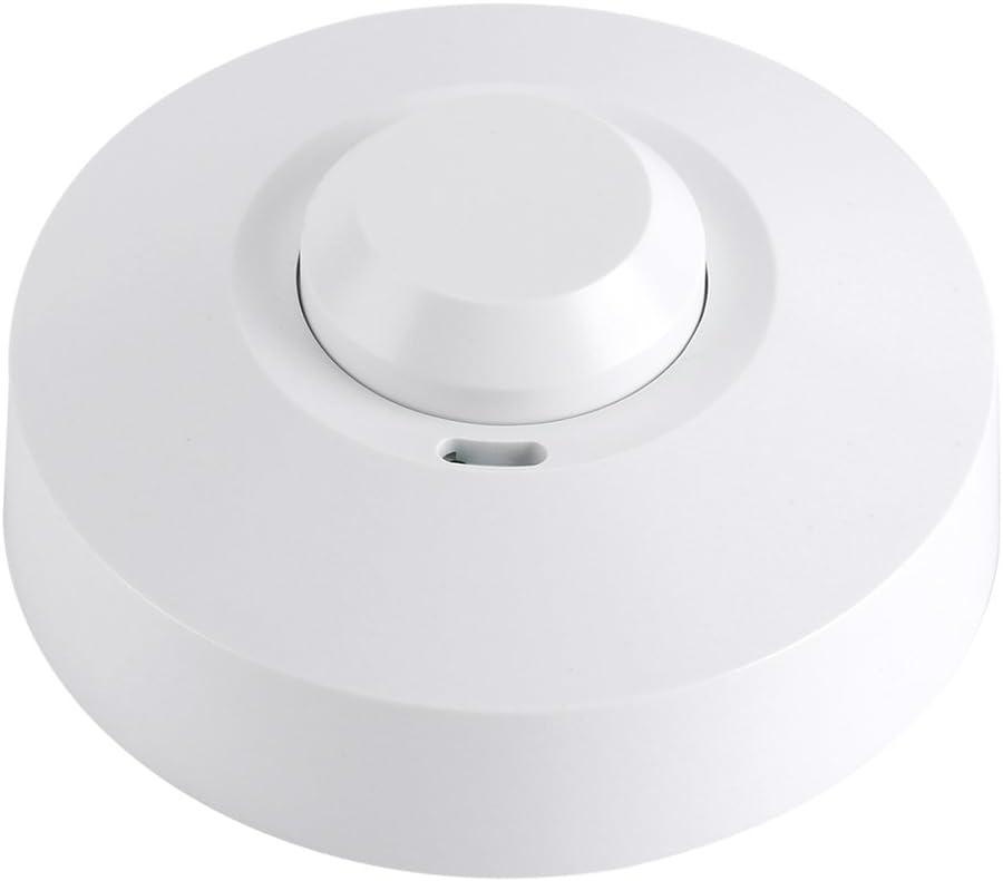 Interruptor de luz inteligente del sensor del radar del detector de movimiento de la microonda de 360 grados(220V-240V SK-700)